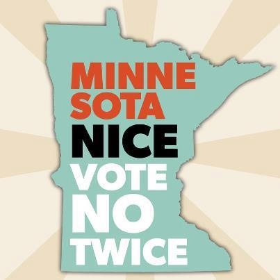 Vote No Twice
