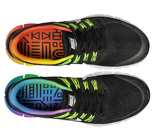 e9a85ad01eb5 Nike is kicking equality in sports into high gear with its  BeTrue line and  a generous donation to the LGBT Sports Coalition. San Diego s LGBT Weekly