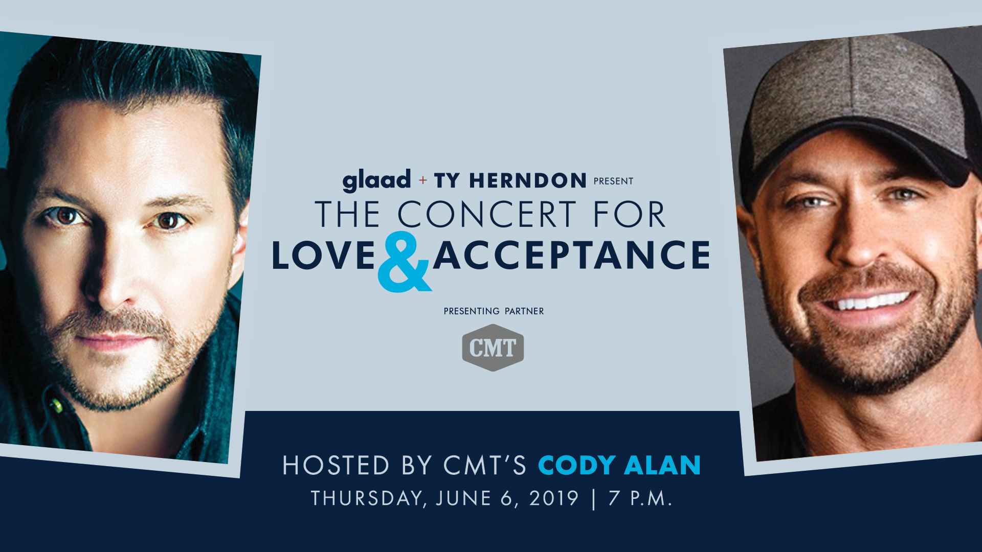 Nashville: The Concert for Love & Acceptance 2019