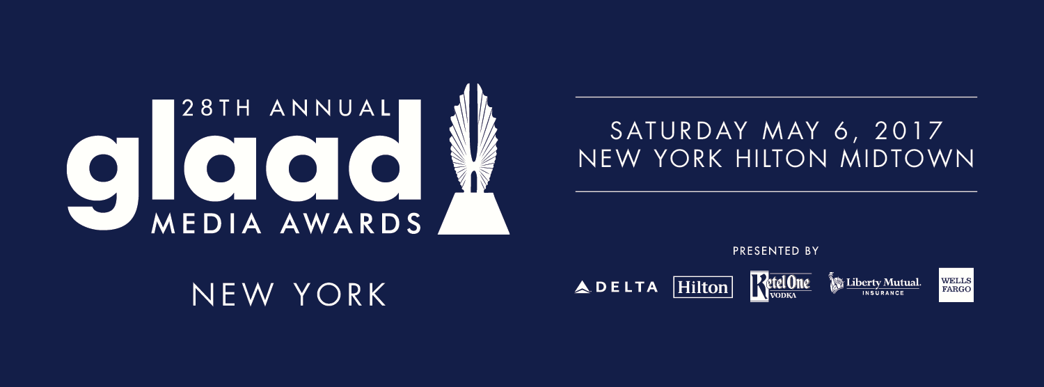 28th Annual GLAAD Media Awards New York