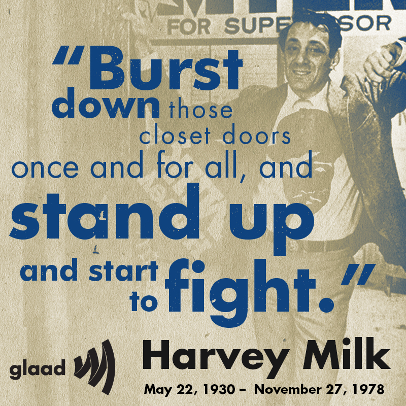 a biography of harvey milk One such hero was harvey milk, a san francisco politician who fought for  homosexual rights though born on may 22nd, 1930, in new york.
