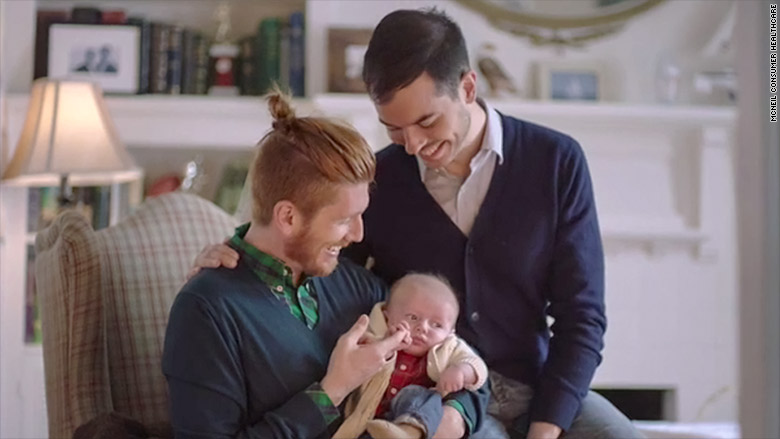 same sex families on tv in Rockford