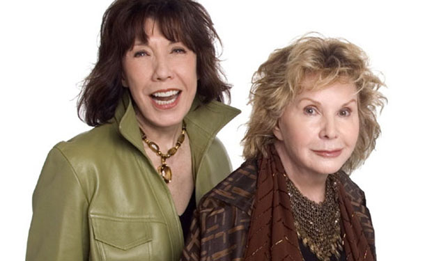 Lily Tomlin Jane Wagner Biography