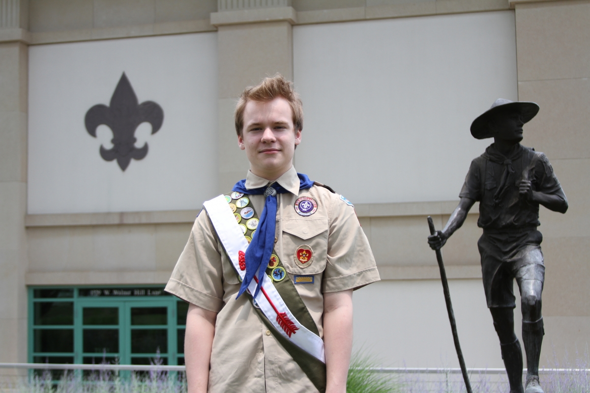 from Jayceon boy scout gay stories