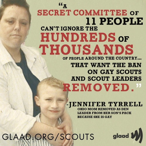 Boy Scout Essay With Quotes: Photos: Jennifer Tyrrell Delivers 300k Signatures To Boy