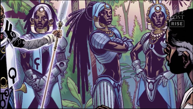 World of Wakanda (Marvel)