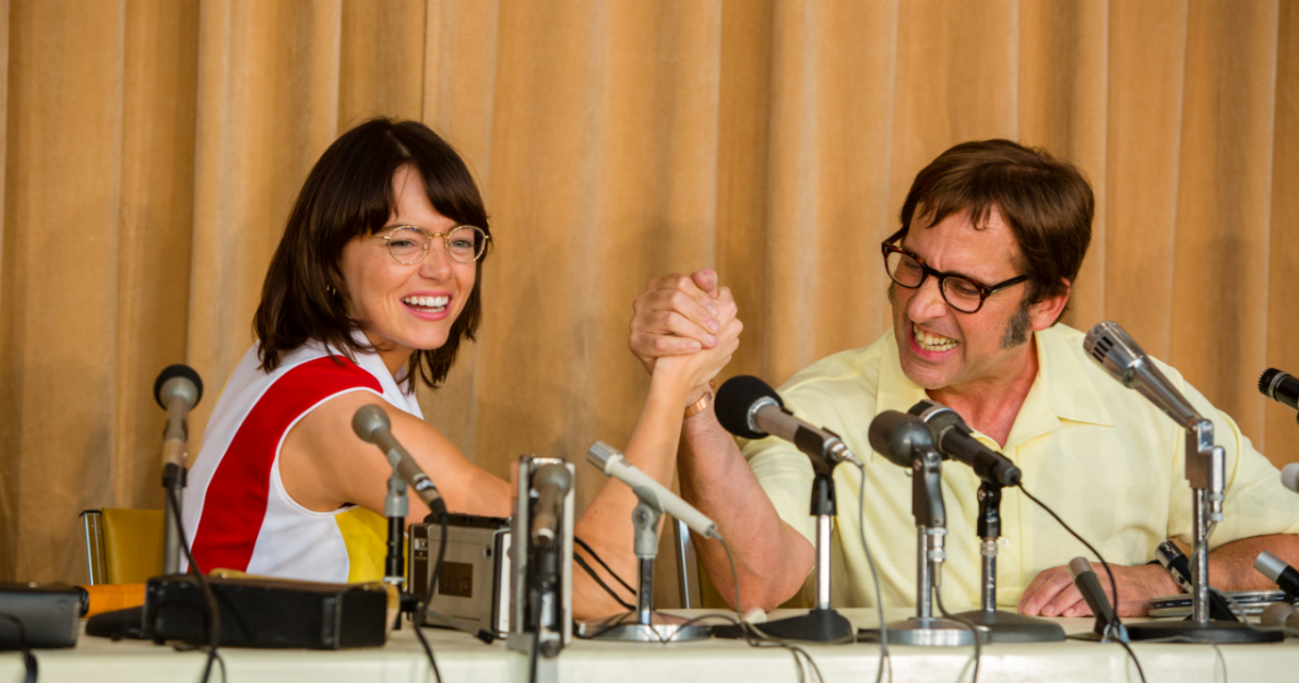 "Emma Stone in ""Battle of the Sexes\"""