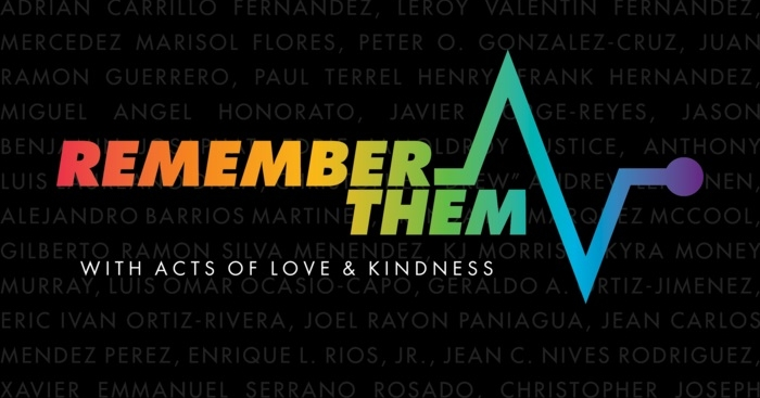 Remember, resist, and #ampyourvoice: How to honor Pulse victims and make a  difference in your community | GLAAD