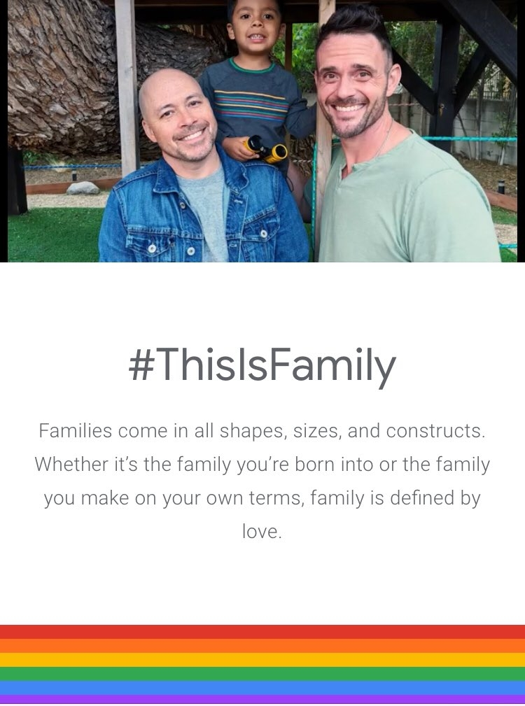 #ThisIsFamily