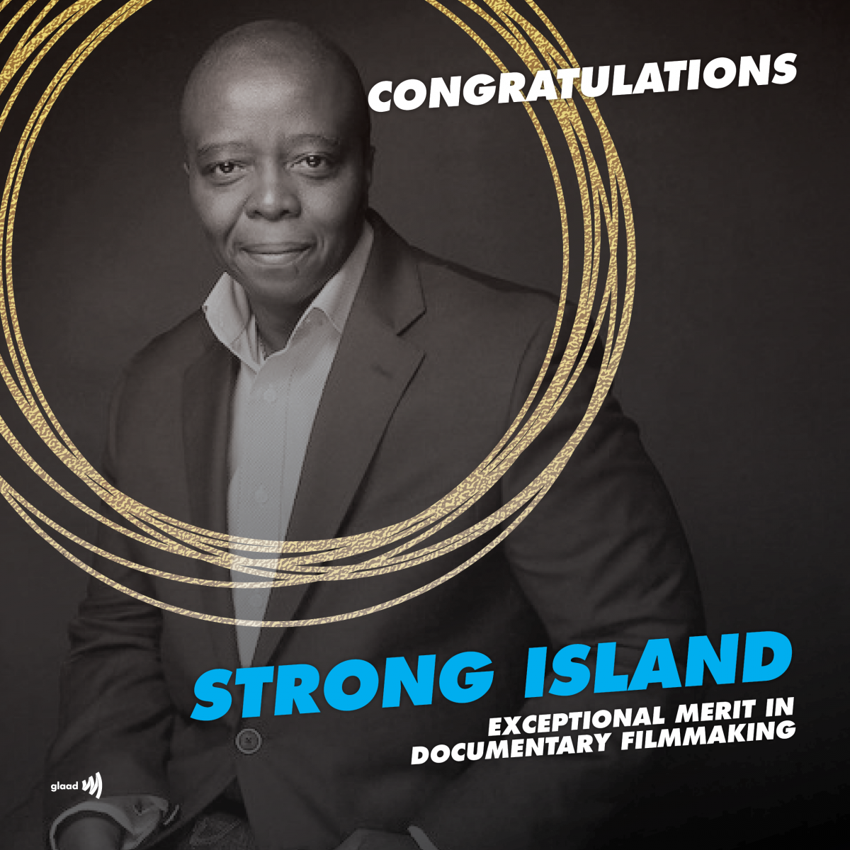 Emmy Congrats Yance Ford