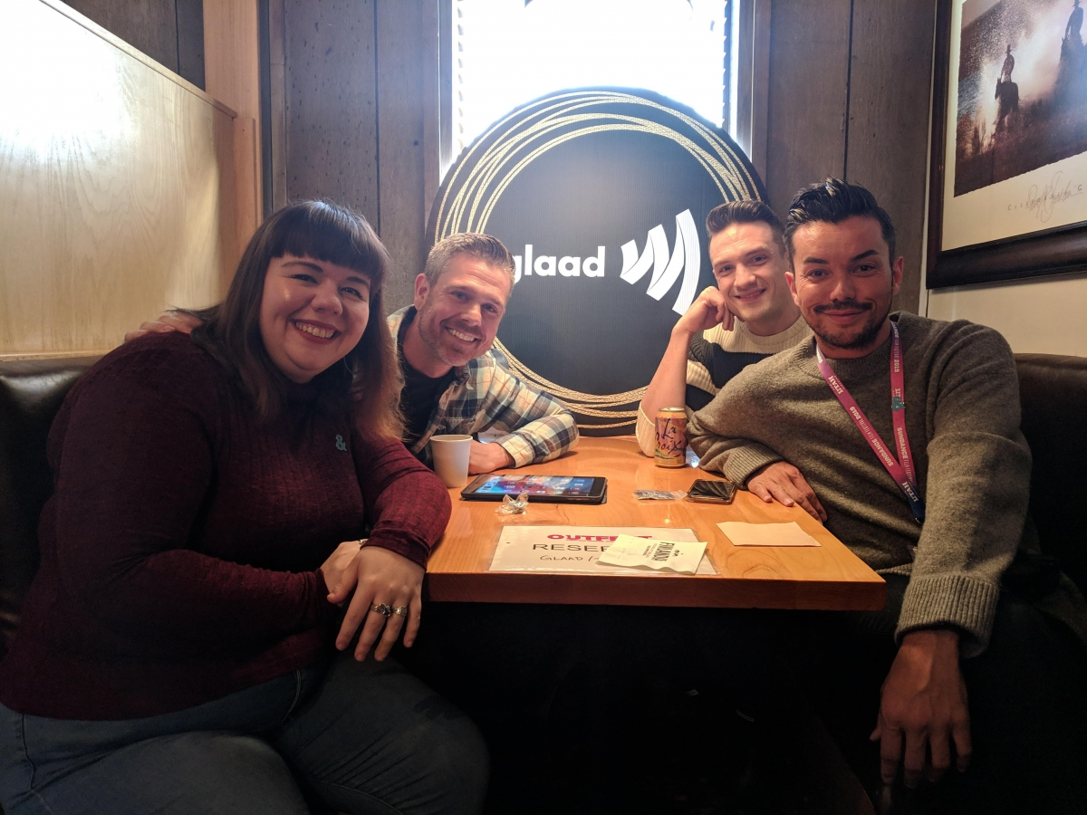 GLAAD at Sundance Queer Brunch
