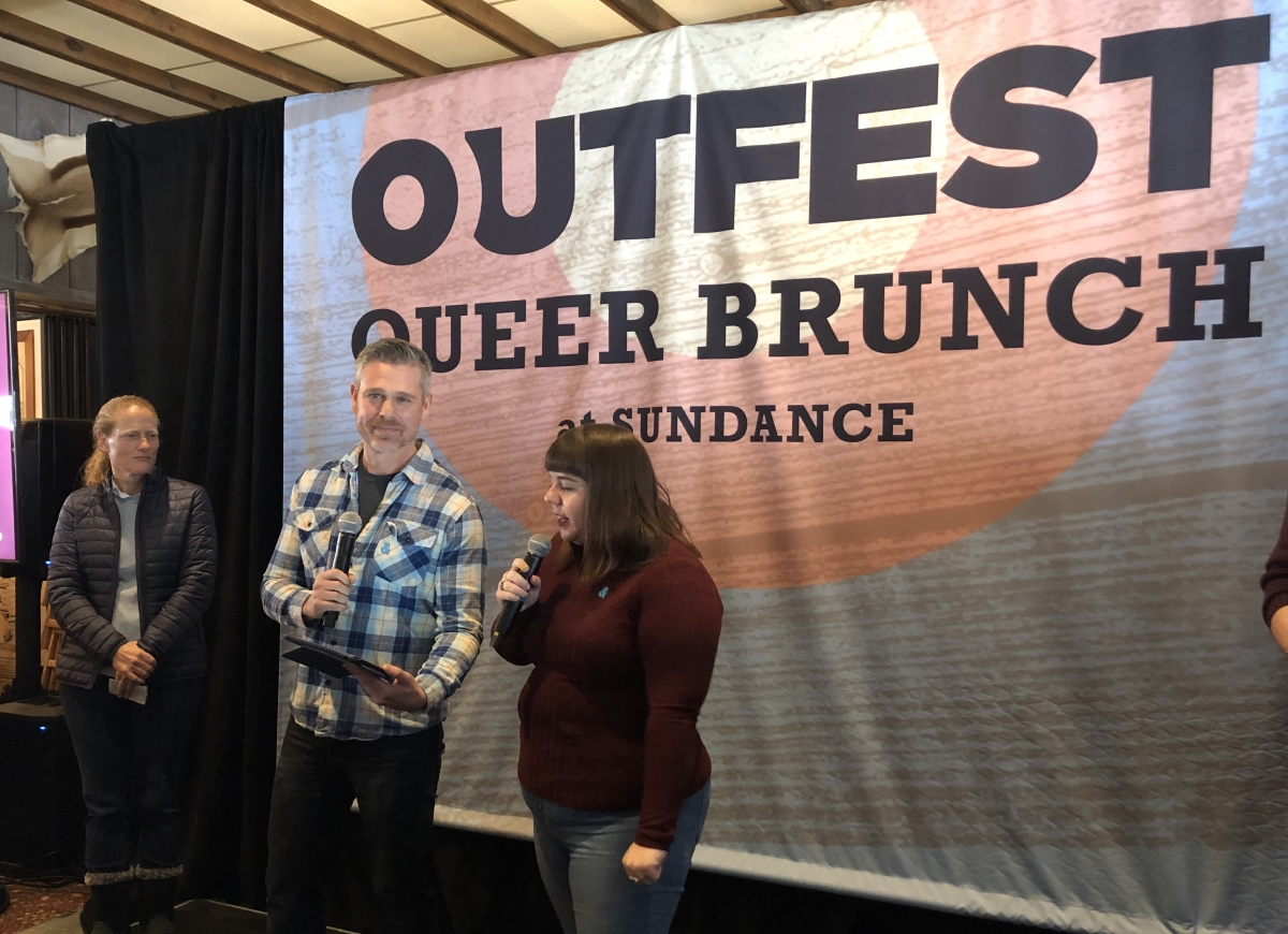 Outfest Sundance Queer Brunch 2019 #2