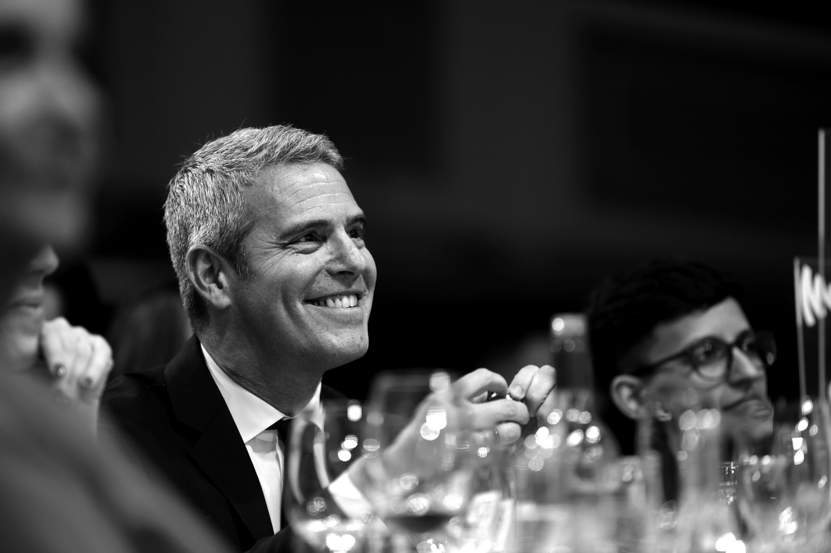 """Andy Cohen """"Honored and Humbled"""" As He Receives Vito Russo"""