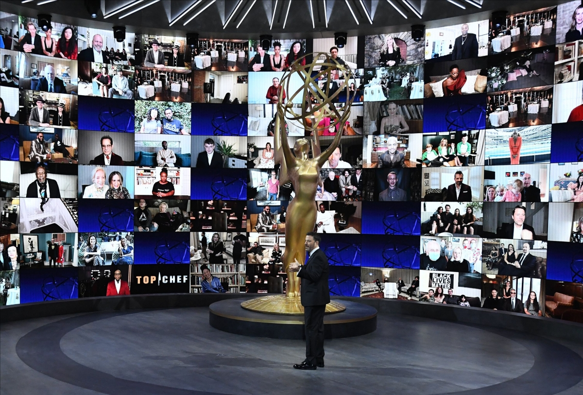 Kimmel and Emmys