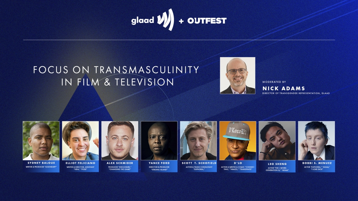 Queer House - Focus on Transmasculinity in Film & Television