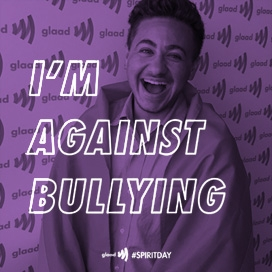 I'm against bullying