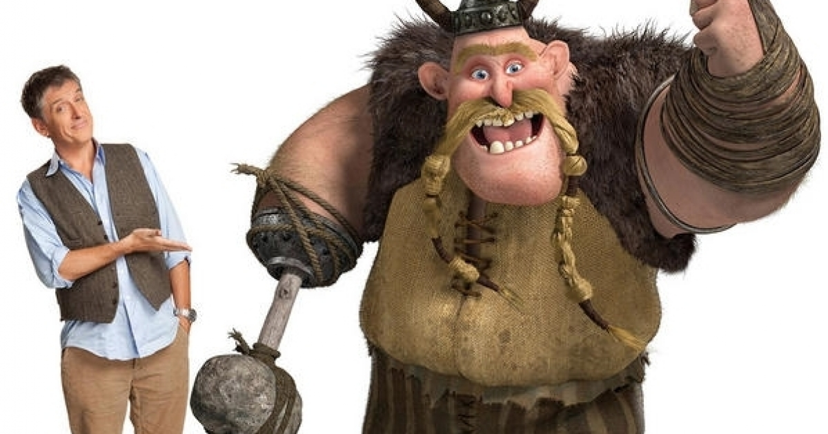 How to train your dragon 2 glaad how to train your dragon 2 will reveal viking character voiced by craig ferguson is gay ccuart Images