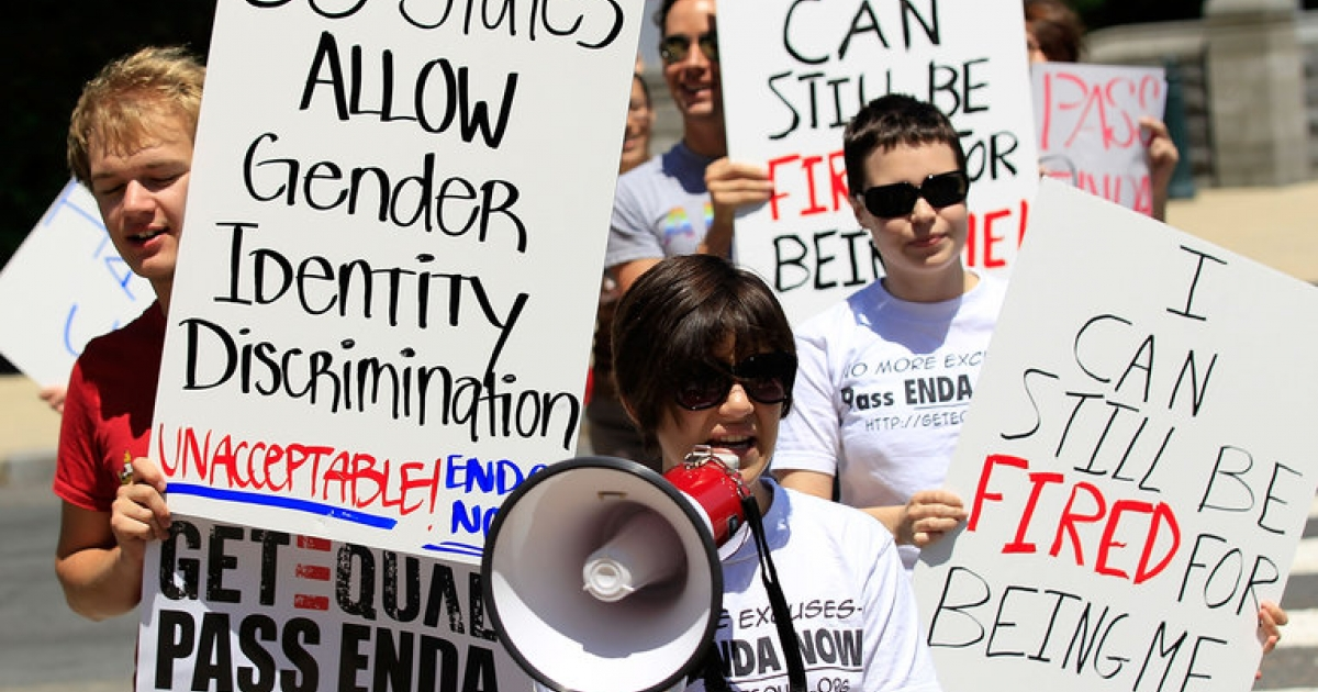 stories of transgender employees highlight need for