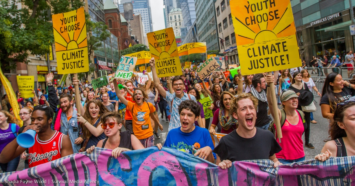 There is no Planet B: Why climate change is an LGBTQ issue   GLAAD