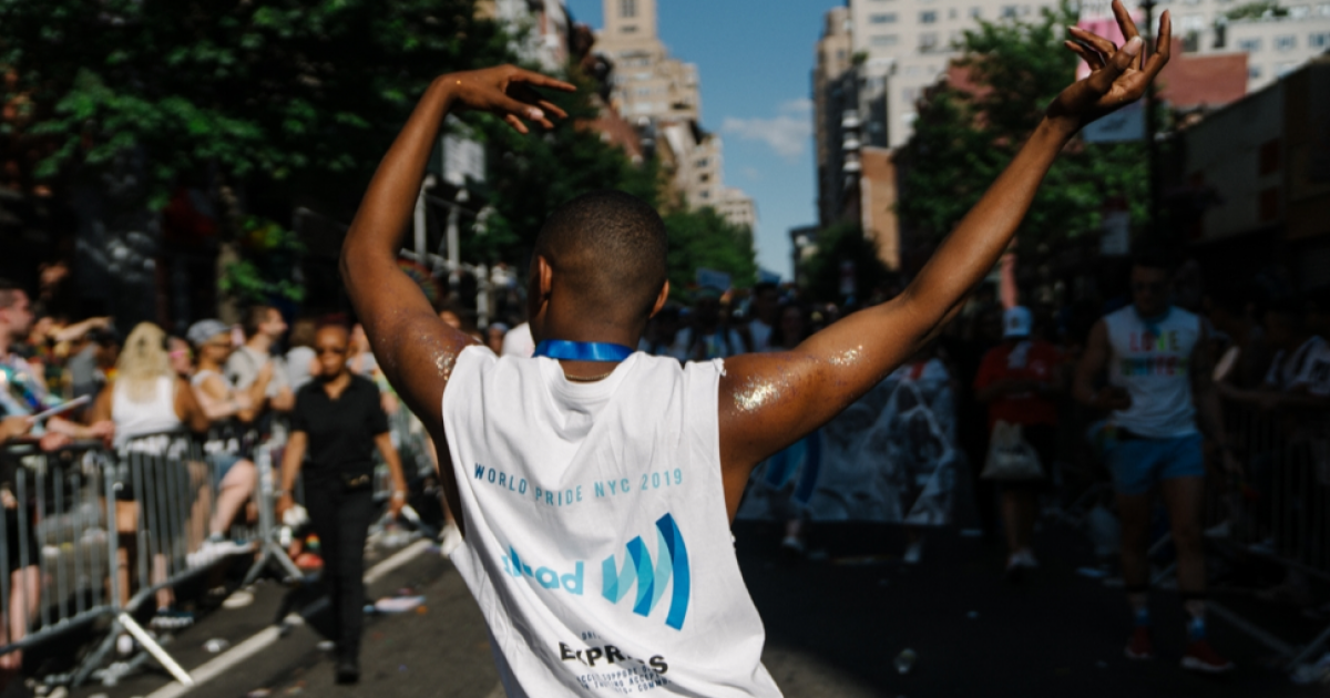 """GLAAD and Social Connection App Chappy provide sweepstakes winner a """"phenomenal experience"""" at WorldPride"""