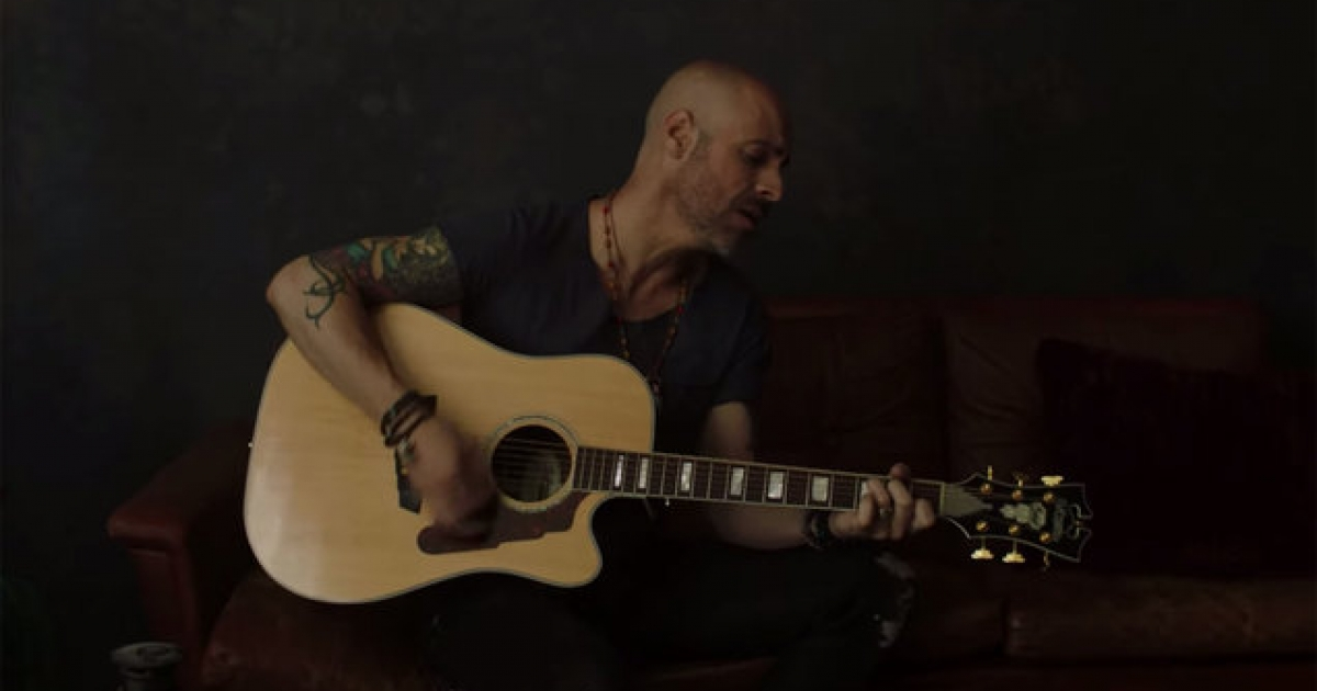 "Daughtry releases new LGBTQ-inclusive video for his song ""As You Are"""