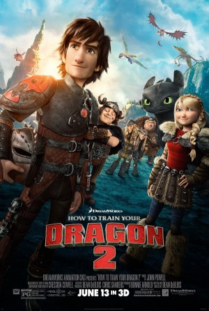 How to Train Your Dragon 2, 20th Century Fox