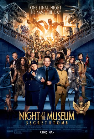 Night at the Museum: Secret of the Tomb, 20th Century Fox