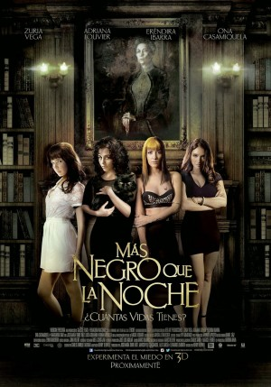 Mas Negro Que la Noche, Lionsgate Entertainment