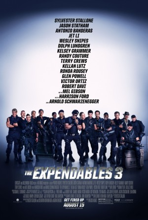 The Expendables 3, Lionsgate Entertainment