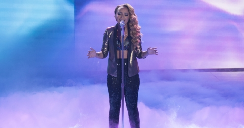 Jurnee on American Idol