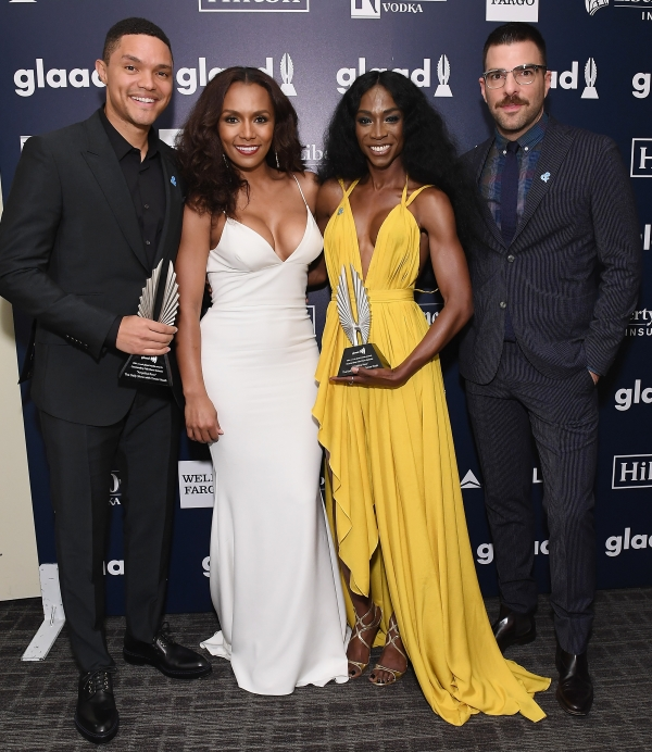 (Photo by Dia Dipasupil/Getty Images for GLAAD)