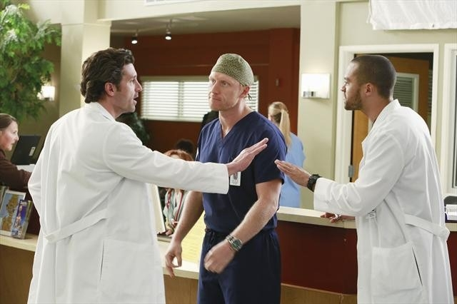 What To Watch Thursday 314 Tensions Rise At Seattle Grace On A New