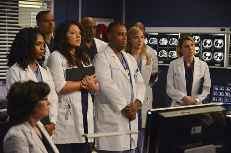 What to Watch Thursday 4/24: All new \'Grey\'s Anatomy\' | GLAAD