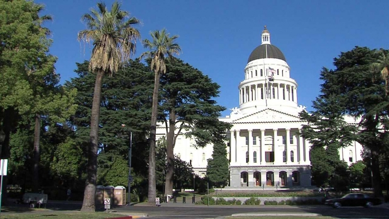 California bill introduced to ensure respect for gender