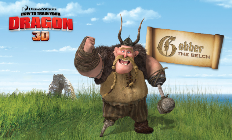 How to train your dragon 2 will reveal viking character voiced by how to train your dragon 2 in theaters june 13 will include a coming out scene for craig fergusons character gobber the right hand man to the viking ccuart Images