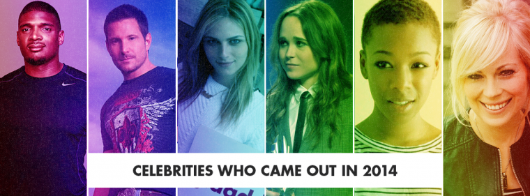 Stars who came out of the closet - Celebrity Photos, News ...