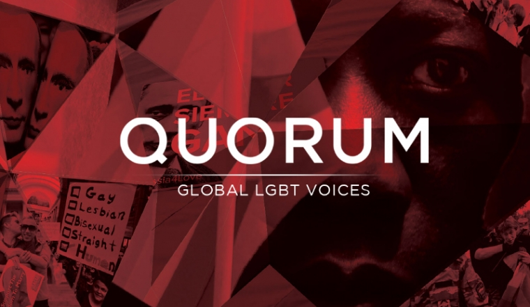 GLAAD and The Daily Beast present #Quorum: Global LGBT Voices