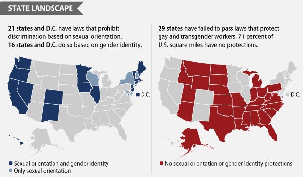 New report shows rise in anti transgender legislation in 2016 glaad for Transgender bathroom laws by state