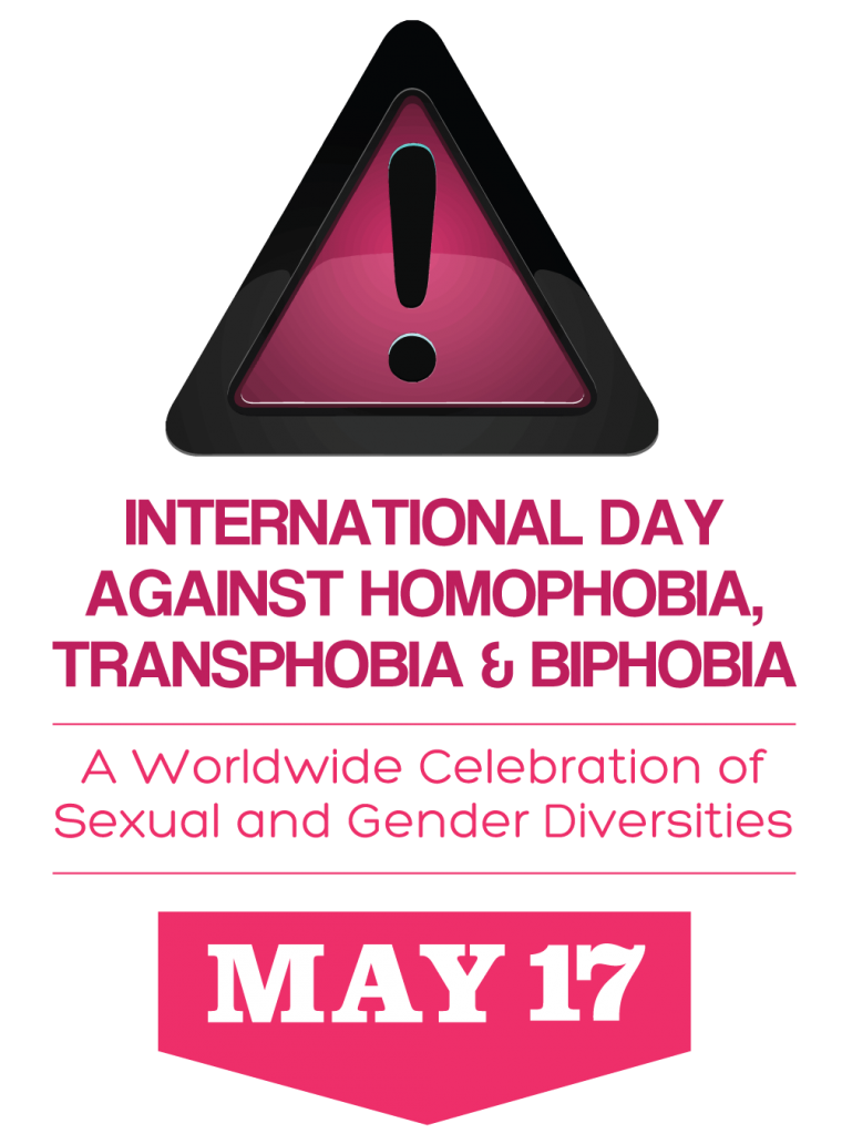 Think globally: Today is International Day Against Homophobia ...