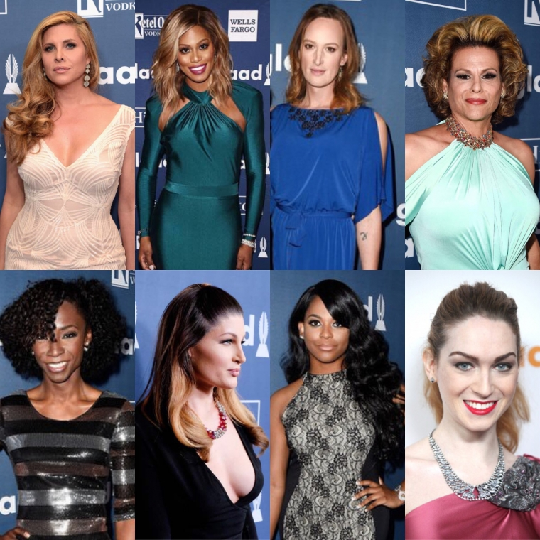 Men Who Play Transgender Women Send A Toxic And Dangerous Message Glaad