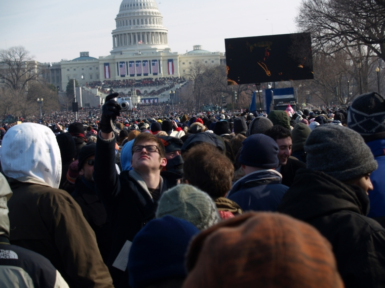 Praying against their fellow Americans: Inauguration prayers from