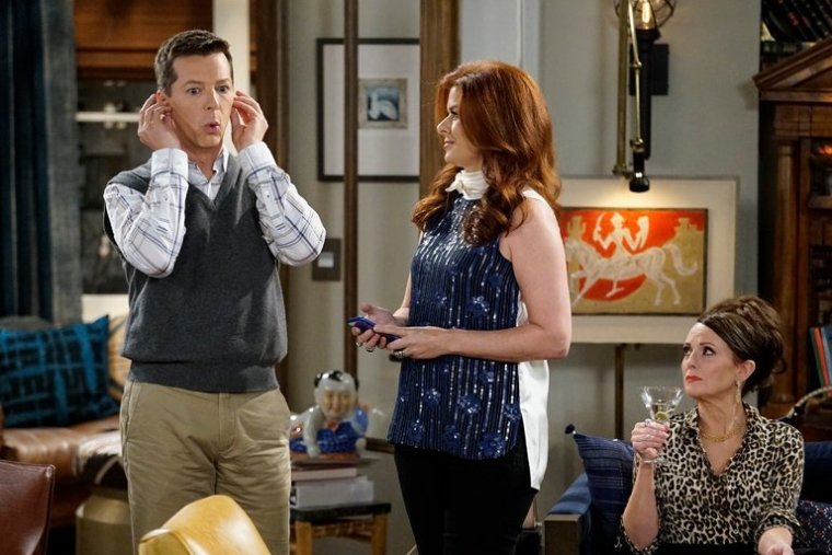 Sean Hayes in Will & Grace