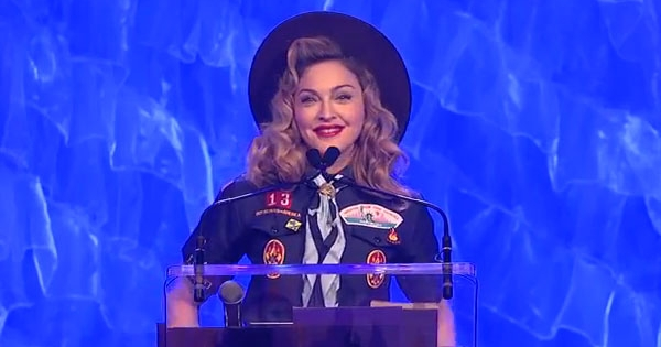 Pop icon Madonna to be honored with the Advocate for Change Award at the 30th Annual GLAAD Media Awards
