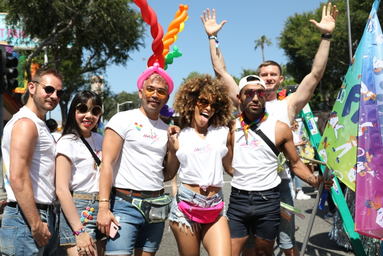 11 inspiring tweets from Pride events around the U.S.