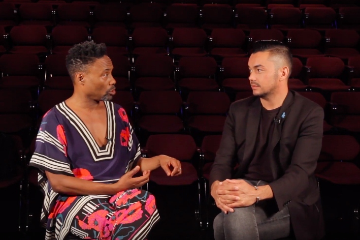 """EMMYS: Billy Porter talks history-making nomination, what it means to him, and how queer bankability in Hollywood is finally happening; PLUS - he's letting us in on a BIG """"Pose"""" Season 3 secret!"""