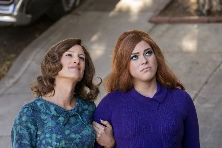 "Jen Richards and Daniela Vega in Netflix's ""Tales of the City"""