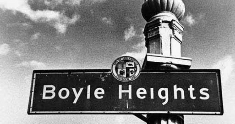 Boyle Heights LGBT townhall meeting March 20