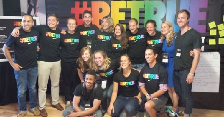 bbb30092704151 WATCH  LGBT Sports Coalition debuts first in  Move Forward  series