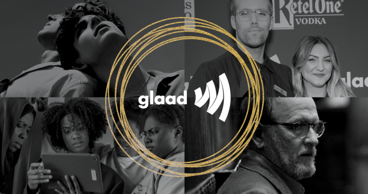 GLAAD Awards Season Banner