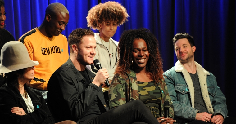 GLAAD Grammys Week Recording Academy panel main